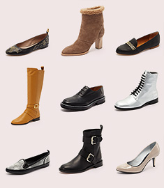 VIA BUS STOP WOMEN SHOES SELECTIONのセールをチェック