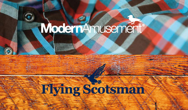MODERN AMUSEMENT/FLYING SCOTSMANのセールをチェック