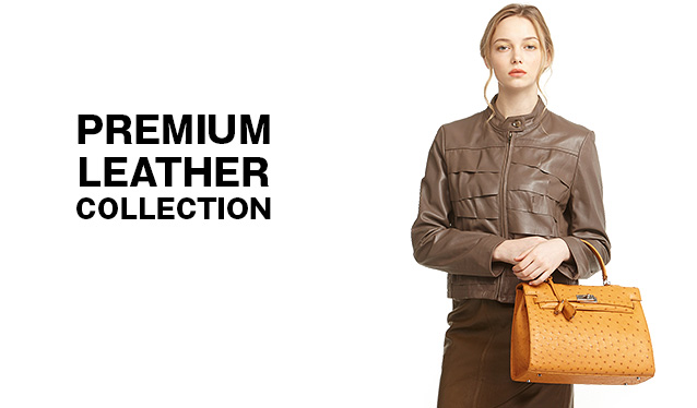 PREMIUM LEATHER COLLECTIONのセールをチェック