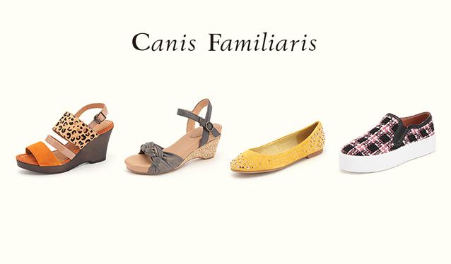 CANIS FAMILIARISのセールをチェック