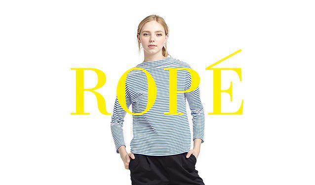 ROPE'のセールをチェック