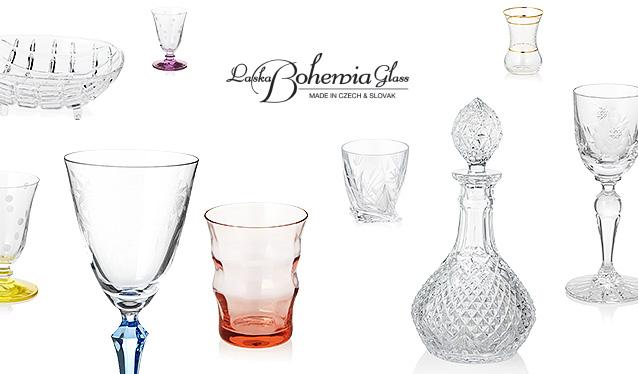 BOHEMIA GLASSのセールをチェック