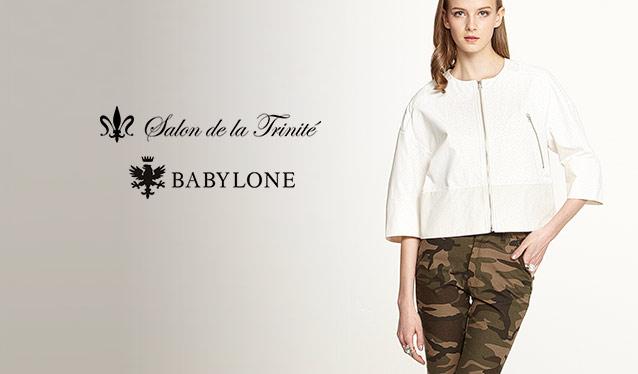 BABYLONE/SALON DE LA TRINITE'のセールをチェック