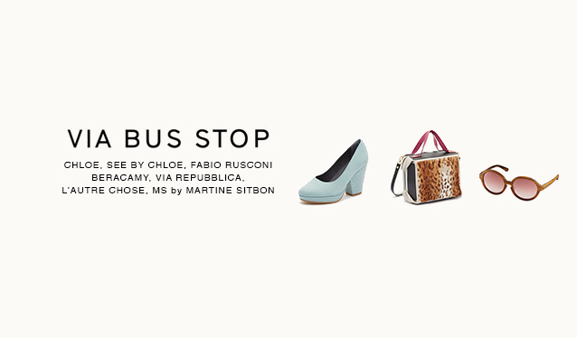 VIA BUS STOP WOMEN BAG & SHOES & ACCのセールをチェック