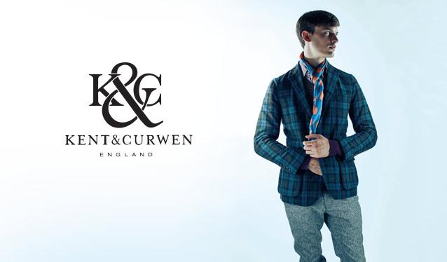 KENT&CURWENのセールをチェック