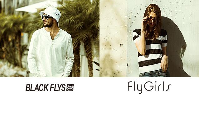 BLACK FLYS/FLY GIRLSのセールをチェック