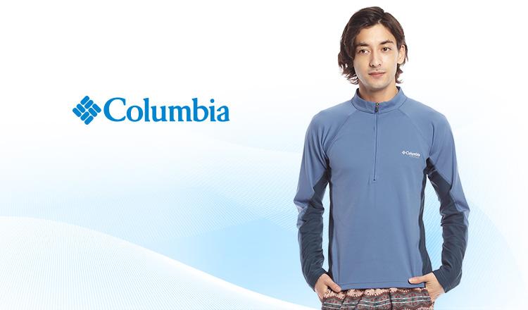 COLUMBIA MENのセールをチェック