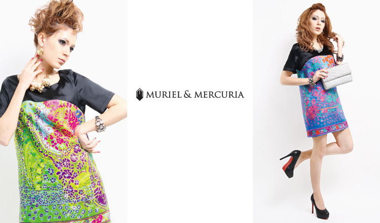 MURIEL&MERCURIAのセールをチェック