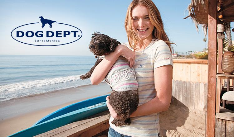 DOG DEPT PET GOODSのセールをチェック