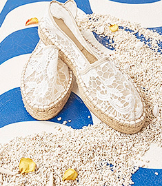 VACATION SHOES COLLECTION CERVERAのセールをチェック