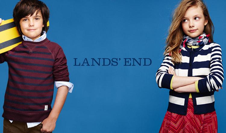 LANDS' END KID'Sのセールをチェック