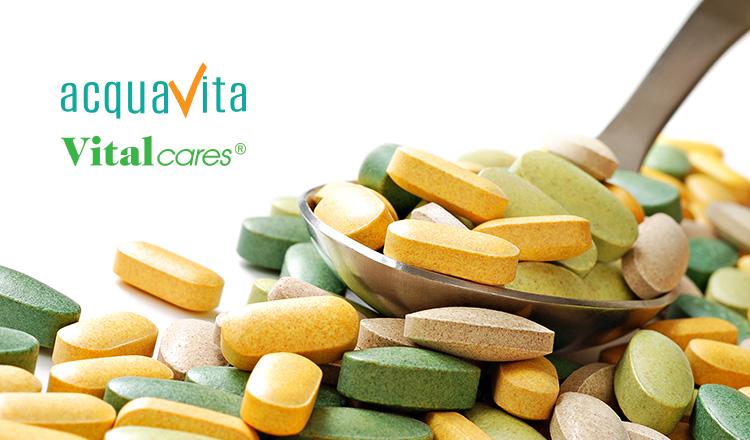 ACQUAVITA/VITAL CARESのセールをチェック