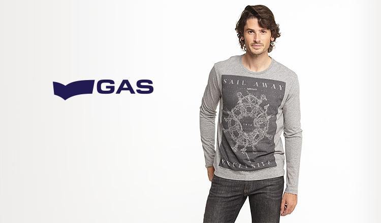 GAS MEN'S APPARELのセールをチェック