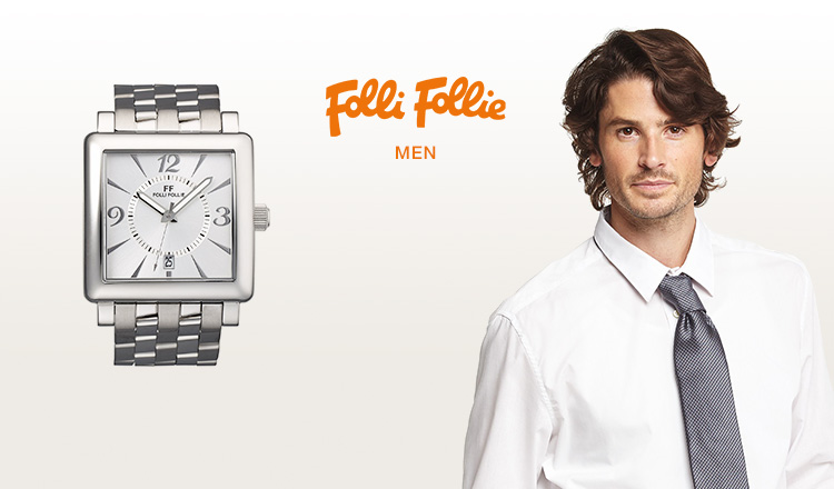 Folli Follie MENのセールをチェック
