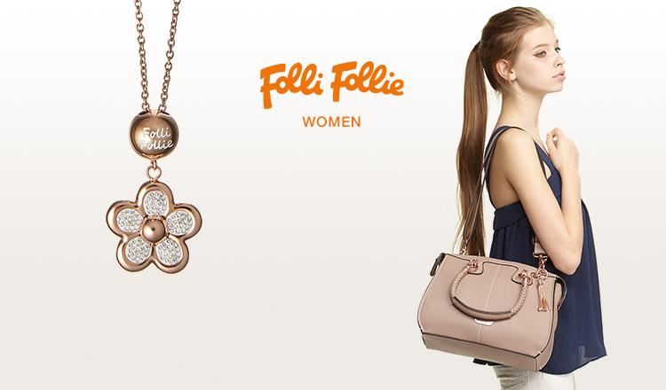 Folli Follie WOMENのセールをチェック