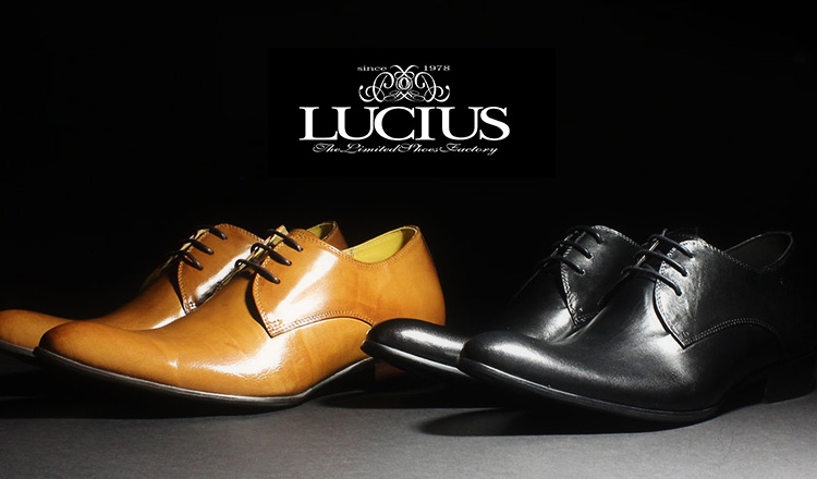 LEATHER SHOES BY LUCIUSのセールをチェック