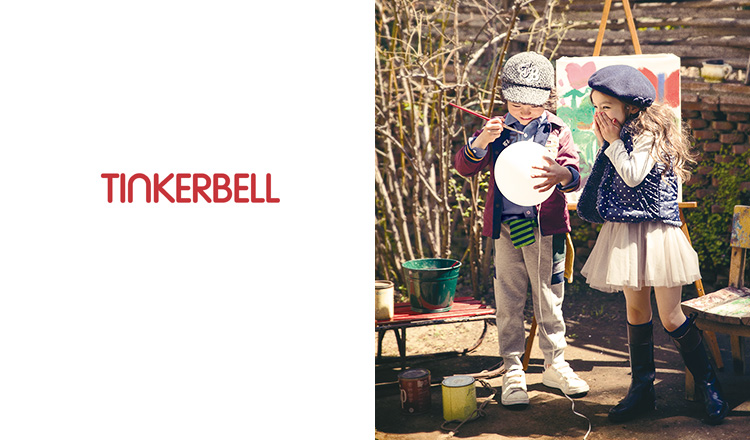 TINKERBELLのセールをチェック