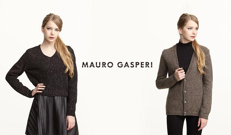 MAURO GASPERIのセールをチェック