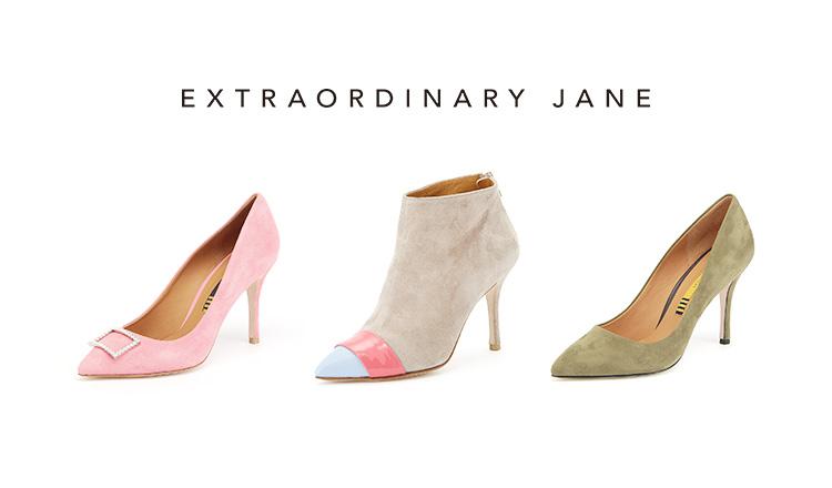 EXTRAORDINARY JANEのセールをチェック