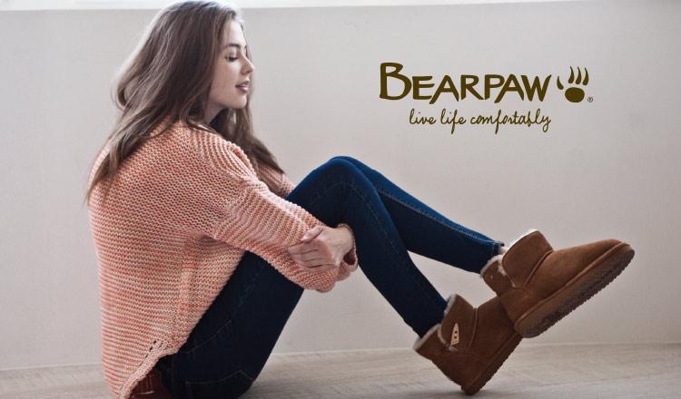 BEARPAWのセールをチェック