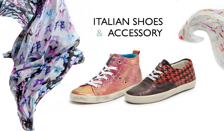 ITALIAN SHOES & ACCESSORYのセールをチェック