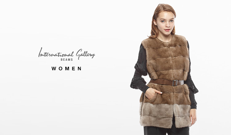 INTERNATIONAL GALLERY BEAMS WOMEN'Sのセールをチェック