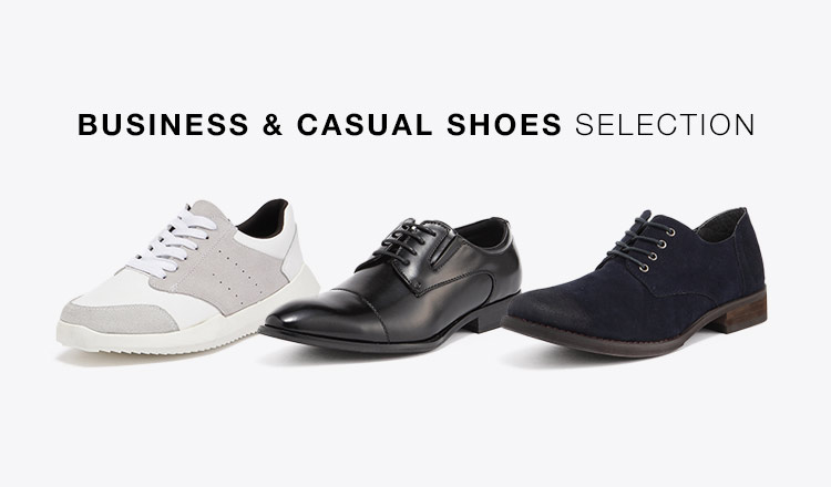 BUSINESS & CASUAL SHOES SELECTIONのセールをチェック