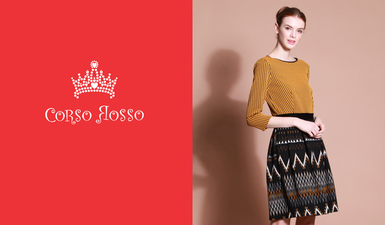 MADE IN ITALY CORSO ROSSOのセールをチェック
