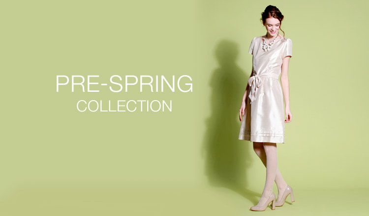 PRE-SPRING COLLECTIONのセールをチェック